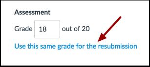 Regrading Assignments