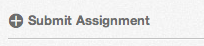 Open Submit Assignment Button