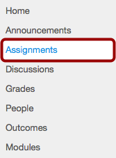 Open Assignments