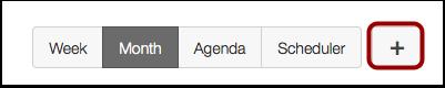 Add Calendar Items