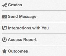 Open Grades for Prior User