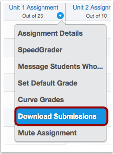 Download Submissions