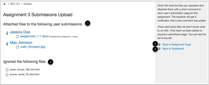 Confirm File Upload