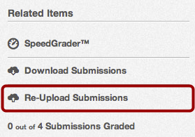 Upload Assignments
