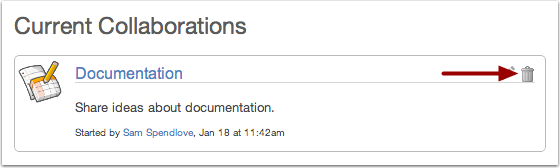 Delete Document