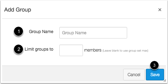 Create Group