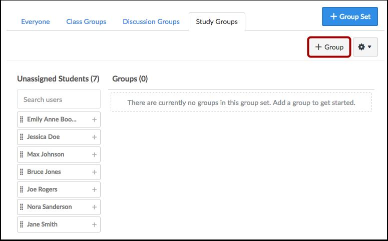 Add Group
