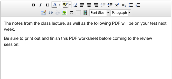 Select PDF Location