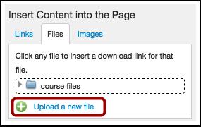 Open File Uploader