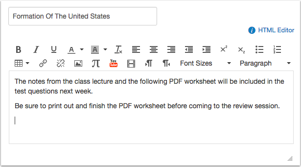 Select PDF Location