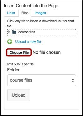 Choose File