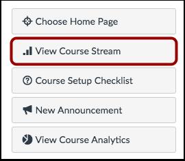 Open Course Activity