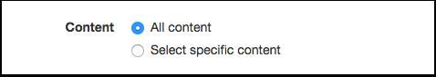 Import Content
