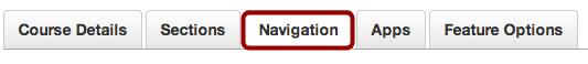 Open Navigation