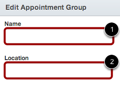 Name Appointment