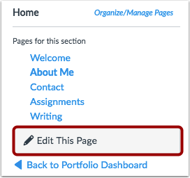 Edit This Page