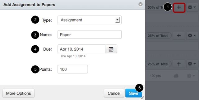 Add Assignment shells to Assignment Groups