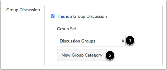 Select Group Set
