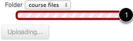 Track Upload Progress