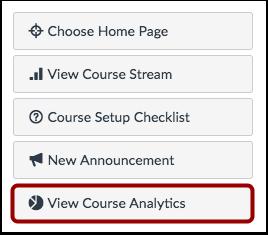 Open Course Analytics