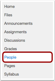Option 2: Open People