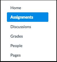 Open Assignment