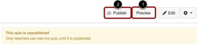 Publish Survey
