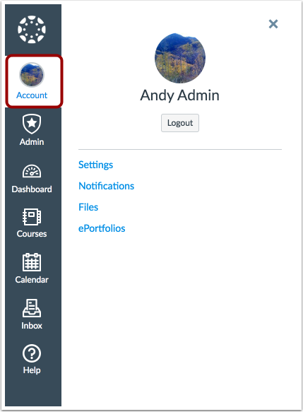 View Account