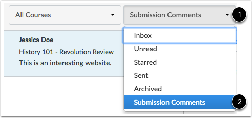 Open Submission Comments