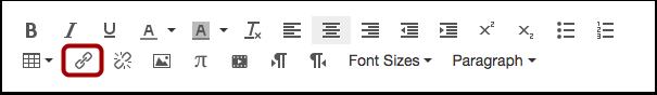 Create Hyperlink