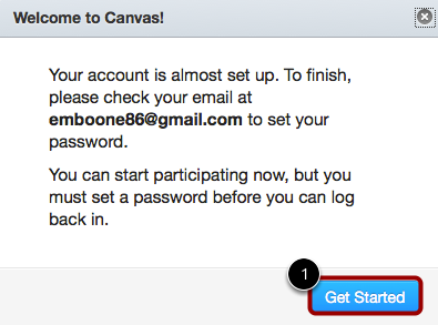 Welcome to Canvas!