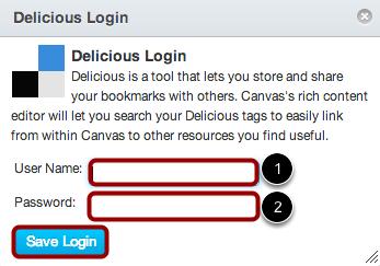 Authorize Delicious Access