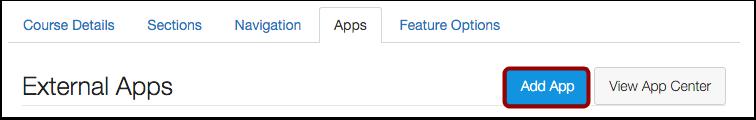 Add New App