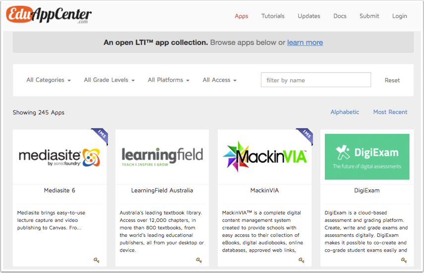 View Edu App Center
