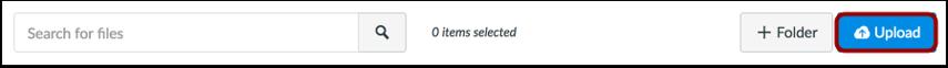 Upload HTML File