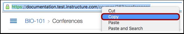 Copy URL