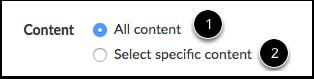 Select Course