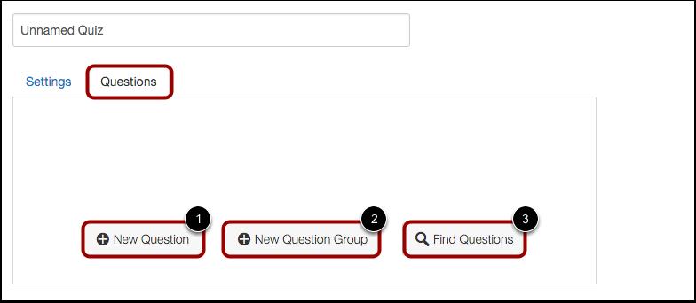 Edit Quiz Questions