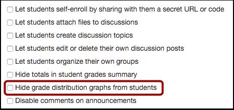 Hide Grade Distribution