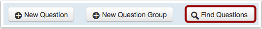 Find Questions from Question Bank