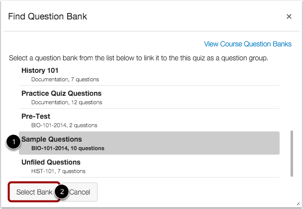 Find Question Bank