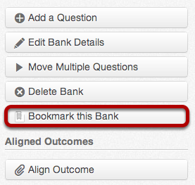 View Unbookmarked Question Bank