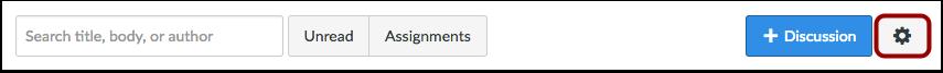 Open Settings Icon