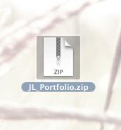 Step 4: Open the Downloaded Portfolio