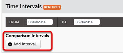 Optionally Add an Interval
