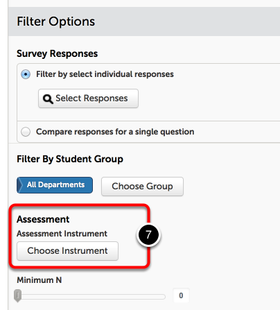 Step 4: Select Filter Options