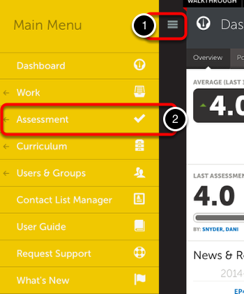 Step 1: Access the Assessment