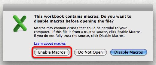 Mac Users