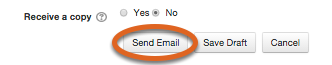 Click on Send Email.