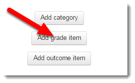 Click on Add grade item.
